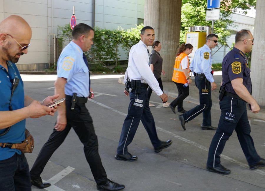 P.O.E. Security Team